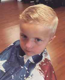 Little Boy Haircuts 145